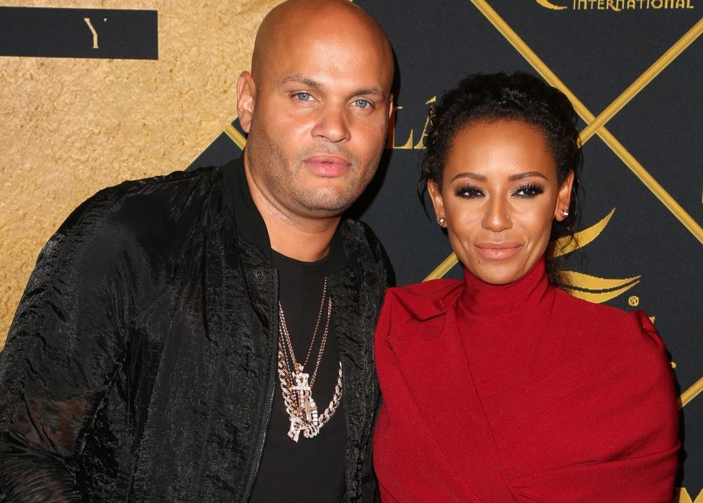 Scary Spice accused Belafonte of sleeping with their nanny during their ugly divorce battle in early 2017.
