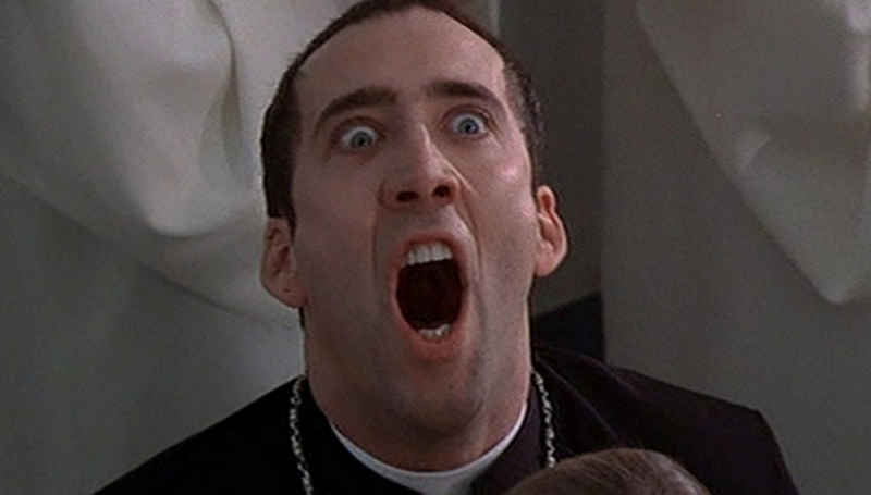 Nicolas Cage will play himself in new meta film The Unbearable Weight of Massive Talent