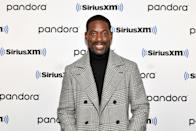 """<p>A fan of the pyramid workout (named for its descending rep scheme), the <em>This Is Us </em>star told <em><a href=""""https://www.menshealth.com/fitness/a29460460/sterling-k-brown-workout/"""" rel=""""nofollow noopener"""" target=""""_blank"""" data-ylk=""""slk:Men's Health"""" class=""""link rapid-noclick-resp"""">Men's Health</a></em> his routine is """"the best bang for my buck that I get out of all my workouts.""""</p><p><a class=""""link rapid-noclick-resp"""" href=""""https://www.youtube.com/watch?v=PVr9fU2Kgjs&t=9s"""" rel=""""nofollow noopener"""" target=""""_blank"""" data-ylk=""""slk:Watch here"""">Watch here</a></p>"""