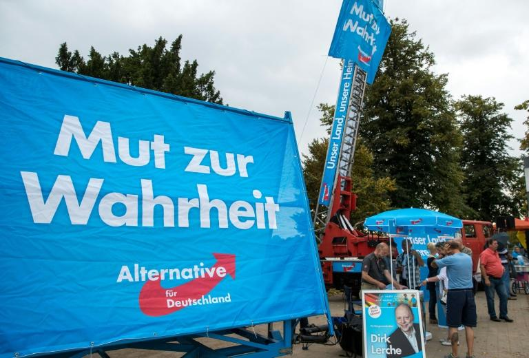 The anti-immigration AfD party saw an upsurge in popularity after Germany's massive refugee influx, but support has waned