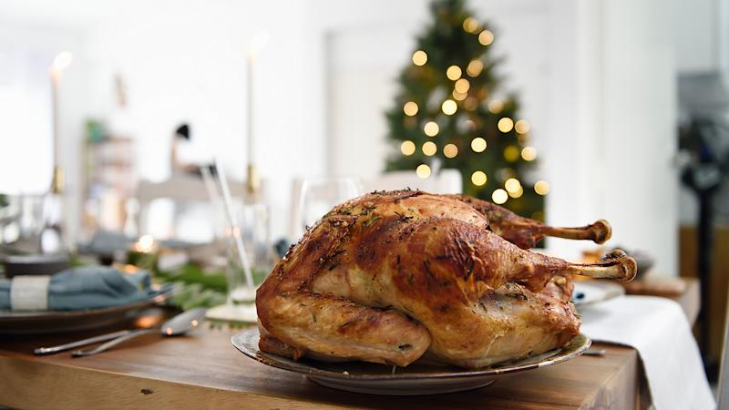 Organic turkeys make for a tastier Christmas dinner as they are reared naturally, over a longer period of time