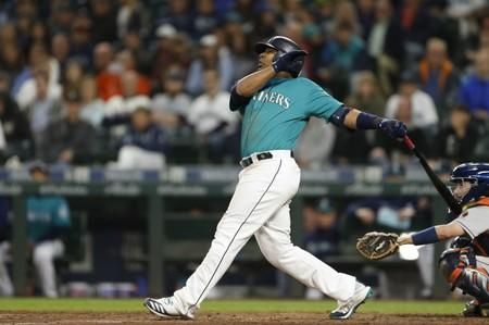 FILE PHOTO: MLB: Houston Astros at Seattle Mariners