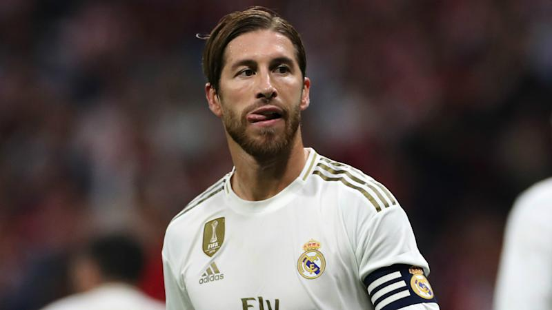 Real Madrid captain Ramos breaks all-time Clasico appearance record