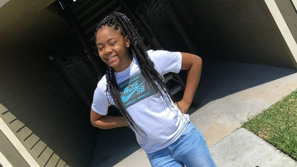 PHOTO: Kashala Francis, 13, of Houston, shown in this undated photo, slipped into a coma just days after she was jumped by a group of girls and kicked in the head while walking home from school. (Courtesy Mamie Jackson )