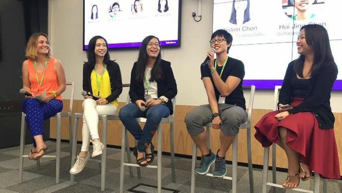 Move over Wonderwoman, TechLadies is creating the next wave of female supercoders