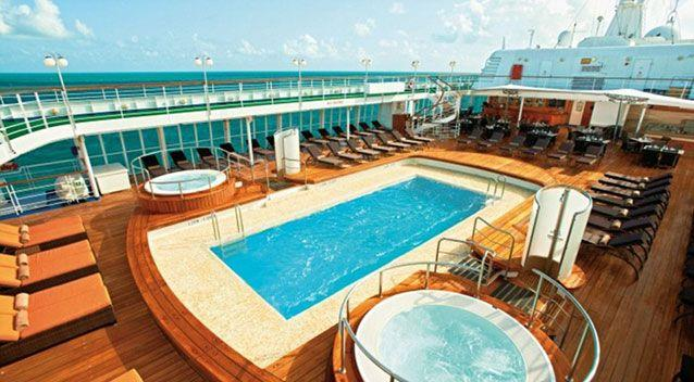 There will be parties, most likely. Source: Silversea