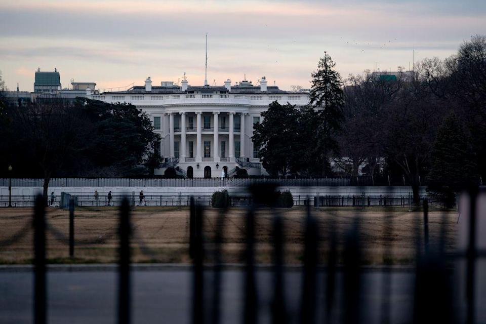 <p>It was only after the Adams administration in the late 1790s that the Commander-in-Chief and his family began living in the White House. </p>