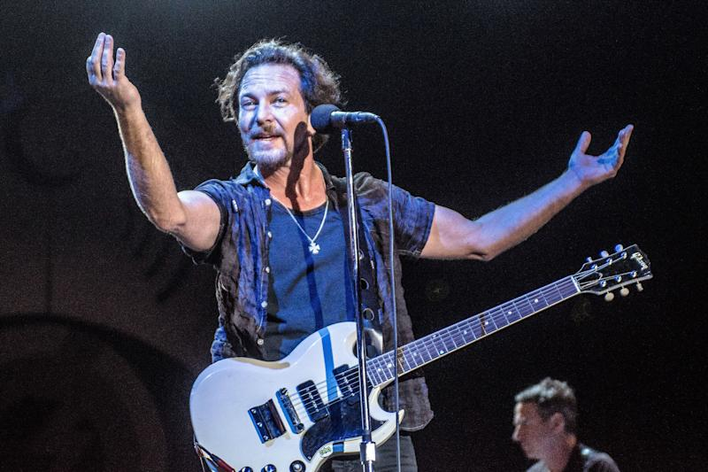Pearl Jam confirmed for massive Hyde Park show