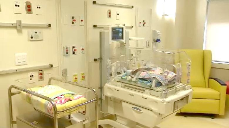 Expanded neonatal intensive care unit set to open at Peter Lougheed Centre