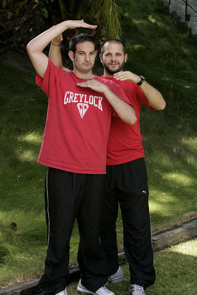 "Best friends Zev Glassenberg and Justin Kanew from Sherman Oaks, California and Los Angeles, California are one of the teams competing on <a href=""/the-amazing-race-15/show/44641"">""The Amazing Race 15.""</a> Zev and Justin's friendship started six years ago when they were working as camp counselors and the two have been very close ever since. Zev has Asperger's Syndrome, but it doesn't affect their relationship. They share friends and interests, and the friendship is as mutually beneficial as any friendship could be."