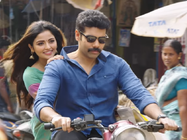 Walter movie review: Sibi Sathyaraj's 'super-cop thriller' suffers from a wafer-thin plotline with limited twists