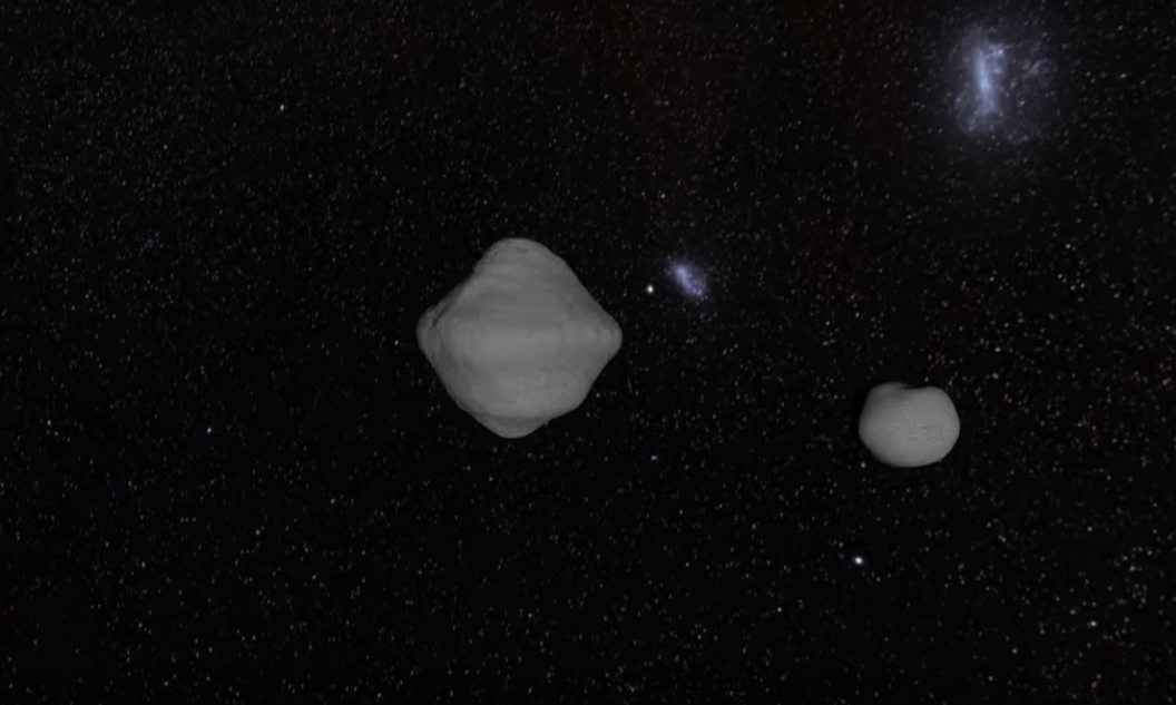 NASA will test asteroid defenses by slamming a spacecraft into a