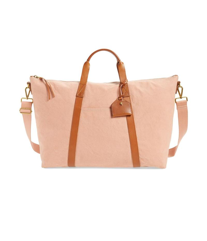 Madewell Canvas Weekender Bag (Photo: Nordstrom)