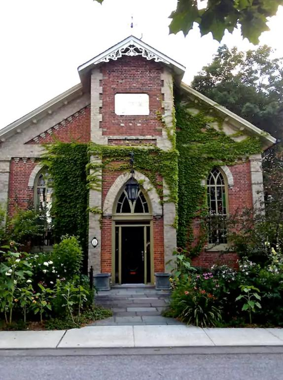 <p>For $275 a night, you can stay in this completely restored gothic church in Oakwood, Ont. </p>