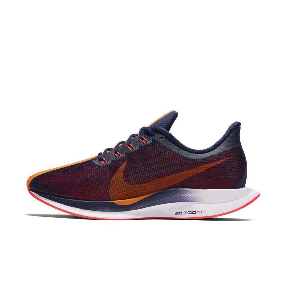 """<p><strong>Nike</strong></p><p>nike.com</p><p><strong>$144.97</strong></p><p><a href=""""https://www.nike.com/t/zoom-pegasus-turbo-womens-running-shoe-7DrhsB"""" target=""""_blank"""">SHOP NOW</a></p><p>Originally $180 (Use promo code <strong>SAVE20</strong> at checkout to save more.)</p>"""