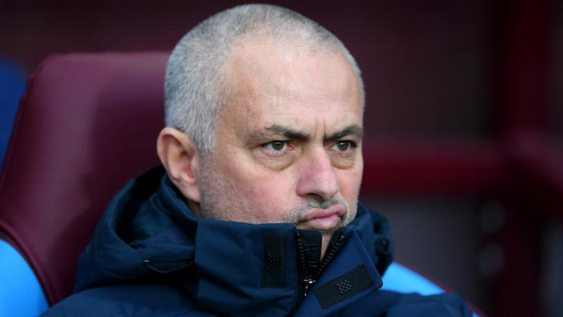 Mourinho: Chelsea favourites for top four ahead of London derby