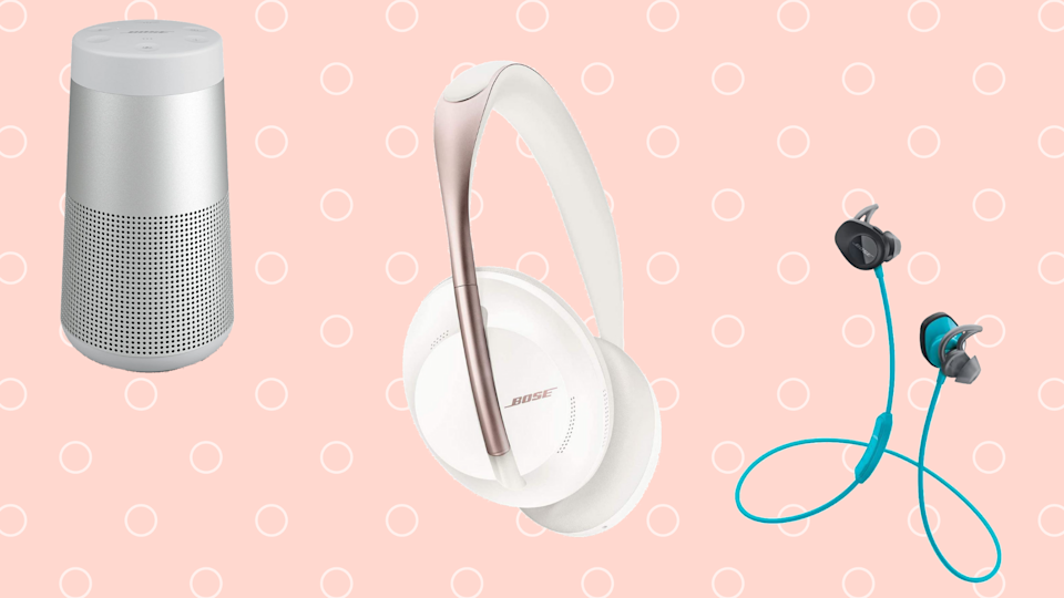 For Prime Day — Day 2: Get these deep discounts on Bose speakers, headphones, earbuds and more (sounds good to us). (Photo: Amazon)