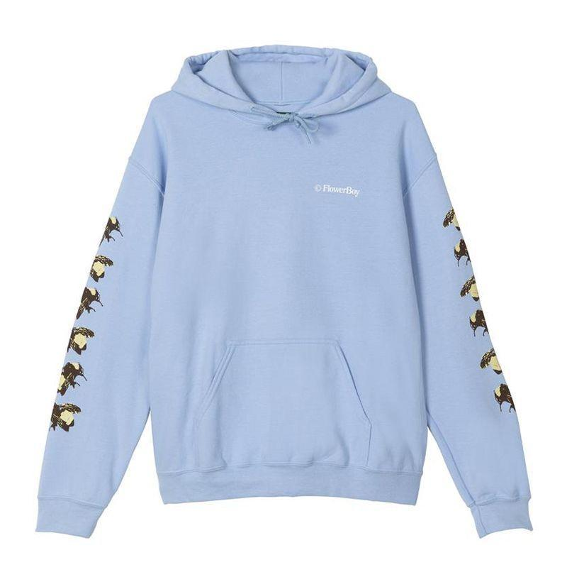 """<p><strong>Golf Wang</strong></p><p>golfwang.com</p><p><strong>$90.00</strong></p><p><a href=""""https://golfwang.com/collections/tops/products/save-the-bees-hoodie-by-golf-wang?variant=35417917849761"""" rel=""""nofollow noopener"""" target=""""_blank"""" data-ylk=""""slk:Buy"""" class=""""link rapid-noclick-resp"""">Buy</a></p><p>Your daily reminder that bees are still <a href=""""https://knowyourmeme.com/memes/bees-are-dying-at-an-alarming-rate"""" rel=""""nofollow noopener"""" target=""""_blank"""" data-ylk=""""slk:dying"""" class=""""link rapid-noclick-resp"""">dying</a> globally at an alarming rate. (For real, though. It's actually fucked up.) </p>"""