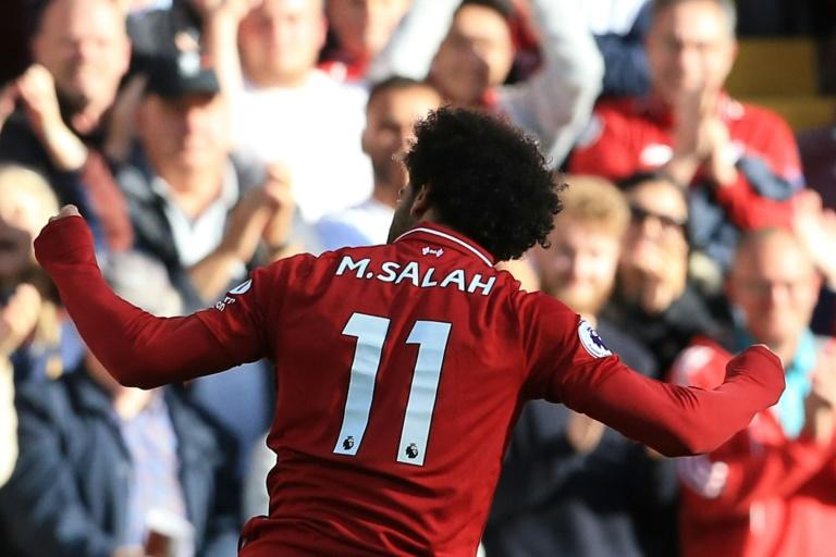 Mohamed Salah's goal delivered all three points for Liverpool