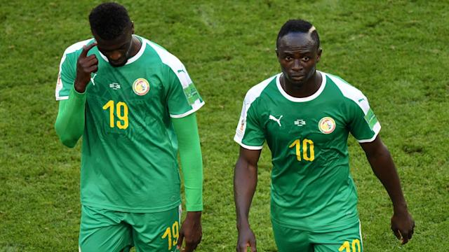 All the five African teams – Morocco, Nigeria, Senegal, Egypt and Tunisia – failed to go past the group stages of the tournament