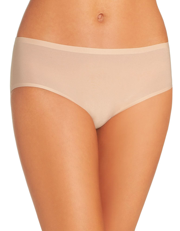 """These stretchy, lightweight hipsters are the next best thing to staying in your birthday suit. $20, Nordstrom. <a href=""""https://www.nordstrom.com/s/chantelle-lingerie-soft-stretch-seamless-hipster-panties-buy-more-save/4415309"""" rel=""""nofollow noopener"""" target=""""_blank"""" data-ylk=""""slk:Get it now!"""" class=""""link rapid-noclick-resp"""">Get it now!</a>"""