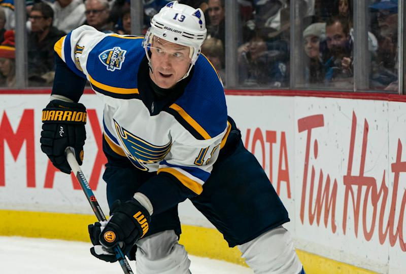 Jay Bouwmeester received 'life-saving' treatment immediately after collapse, Blues GM says