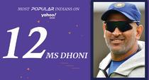 Mahendra Singh Dhoni (born 7 July, 1981) <br>Indian Cricketer