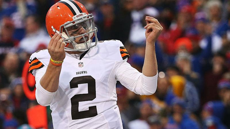 Johnny Manziel: Browns should've done their 'homework' about him