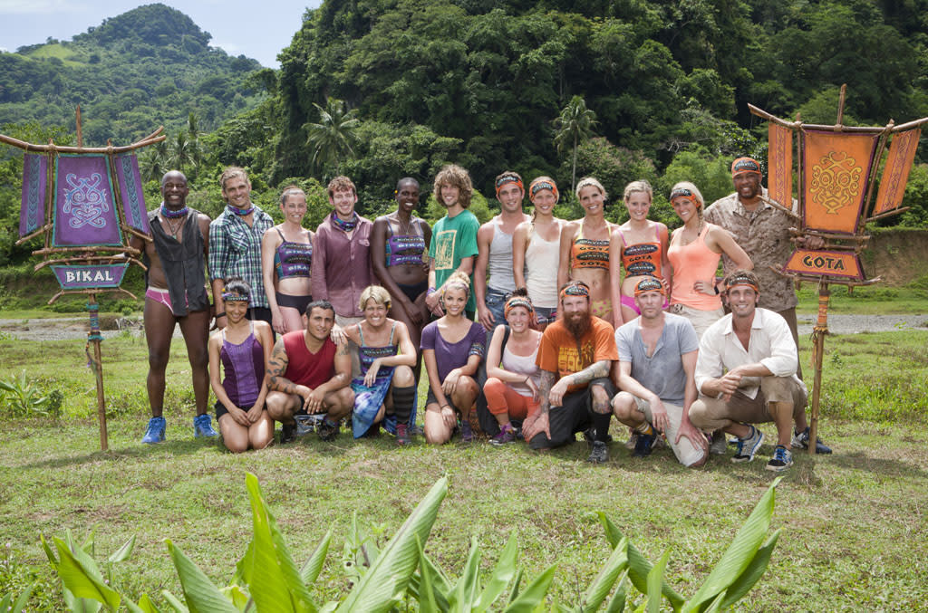 The Bikal Tribe (Favorites) and the Gota Tribe (Fans) are set to compete in SURVIVOR: CARAMOAN ? FANS vs. FAVORITES when the twenty-sixth installment of the Emmy Award-winning reality series premieres with a special two-hour edition, Wednesday, February 13 (8:00 ? 10:00 PM ET/PT) on the CBS Television Network.