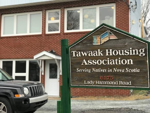 The former acting executive director of the Tawaak Housing Association in Halifax was found by an independent investigator to have sexually harassed a woman who applied for a job.  (Shaina Luck/CBC - image credit)