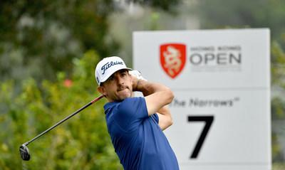 Wade Ormsby from Australia won the Hong Kong Open for the second time.