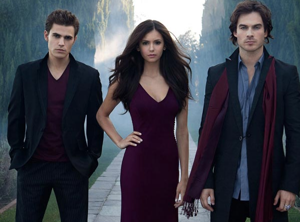 <p><strong><em>The Vampire Diaries</em><br><br></strong>It's easy to get lost in Damon's eyes and not remember where you are, but this supernatural CW series was set in the fictional Mystic Falls, Virginia. </p>