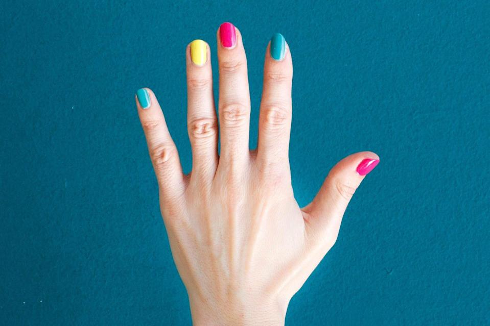 Celebrity-Approved Nail Colors You'll See Everywhere This Summer