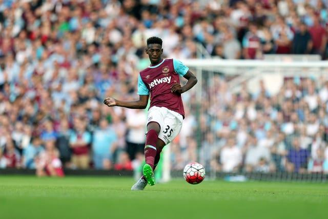 Reece Oxford made his Premier League debut aged just 16
