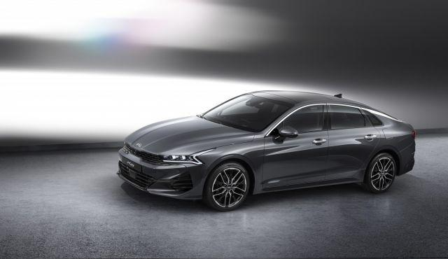 Kia previews Optima's new look for 2021 model year