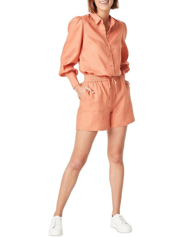 French Connection French Linen Relaxed Shorts, $39.95