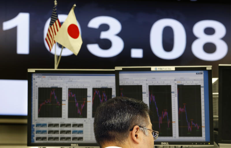 Japan stocks dive as benchmark bond yield spikes