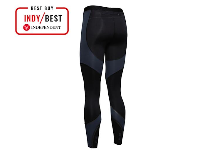 Tights are a crucial part of any runner's wardrobeThe Independent