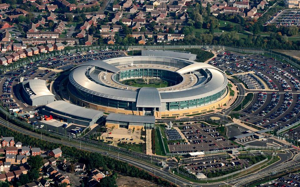 The technical prowess of GCHQ and other security organisations gave Britain an edge against cyber criminals, said Mr Raab