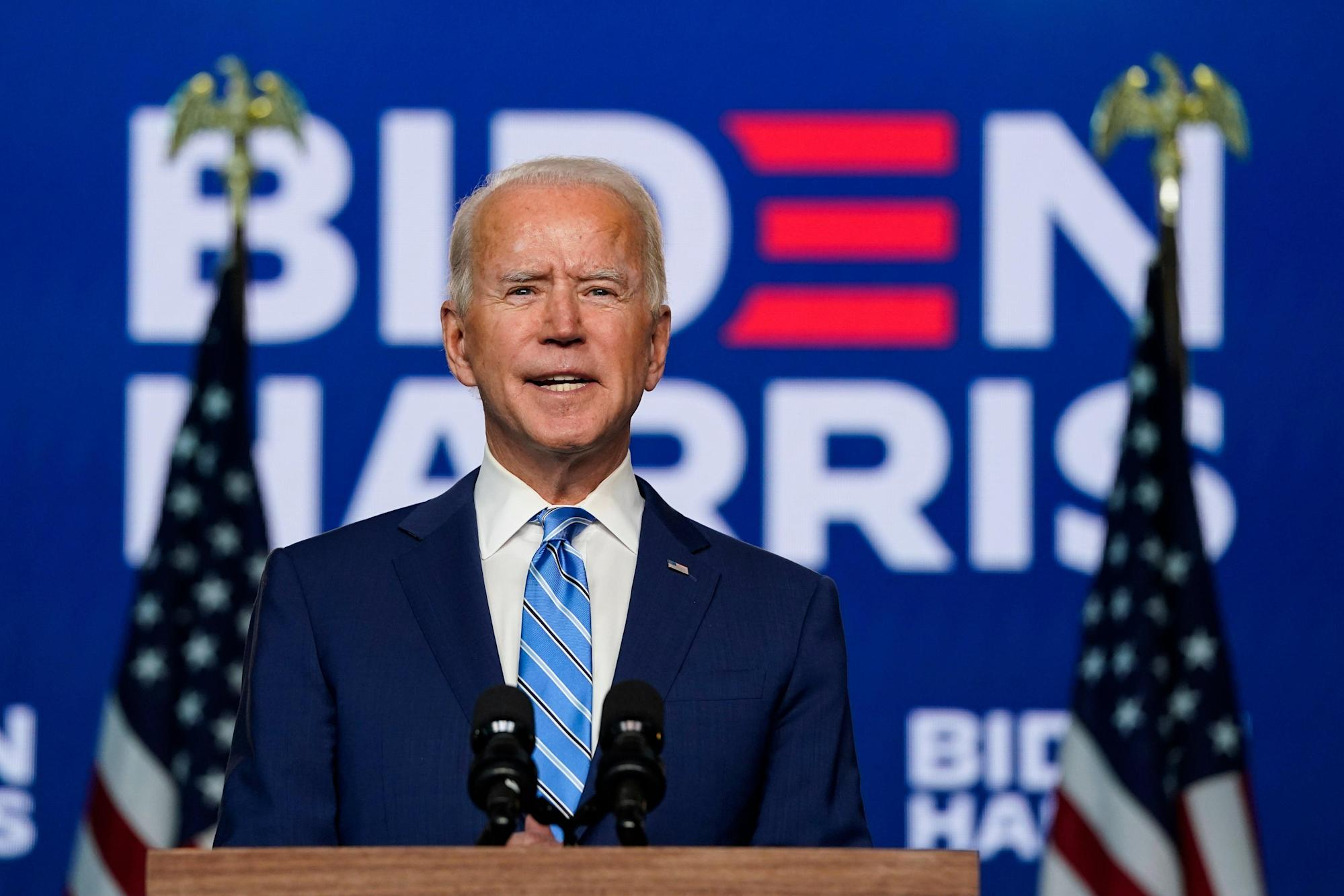 Joe Biden says he's not naive. After these election results, we'll see about that