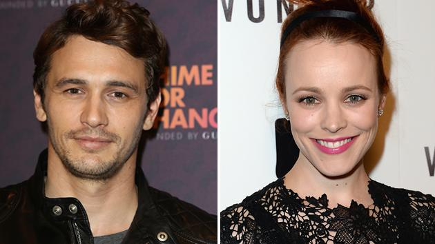 James Franco and Rachel McAdams have been cast in 'The Little Prince'