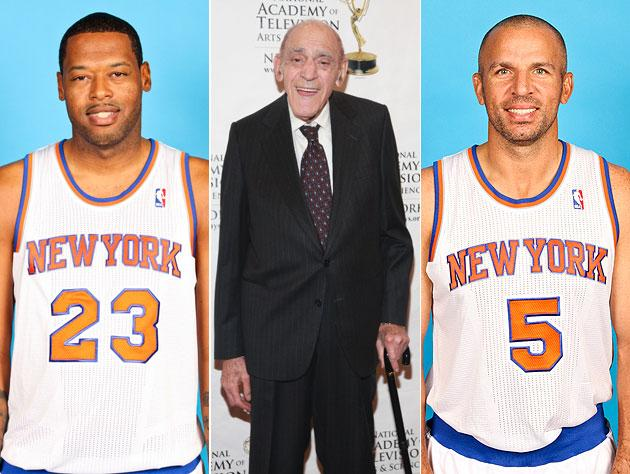 68719d7d3f2c The 2012-13 New York Knicks are the oldest team in NBA history