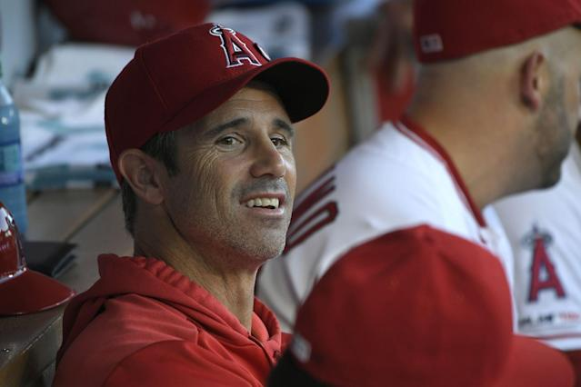 Ausmus interviews for manager job