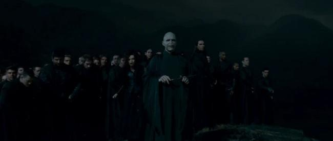 Harry Potter and the Deathly Hallows Part 2 trailer debuts