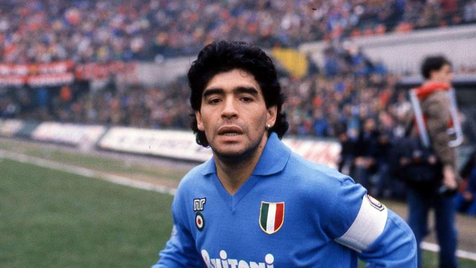 Maradona | Alessandro Sabattini/Getty Images