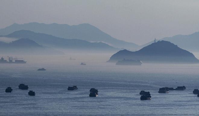 Lantau Island would be at the centre of the new project. Photo: Roy Issa
