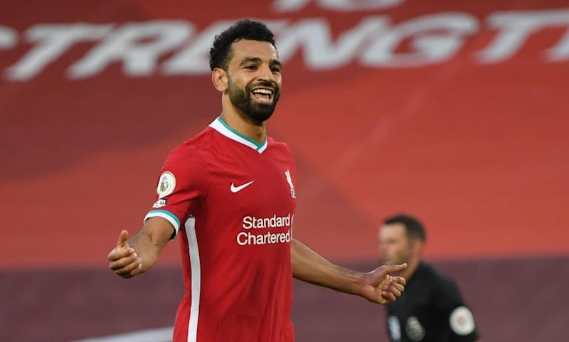 Mohamed Salah Wins LFC Goal of the Month Award For His Net Against Leeds United (Watch Video)