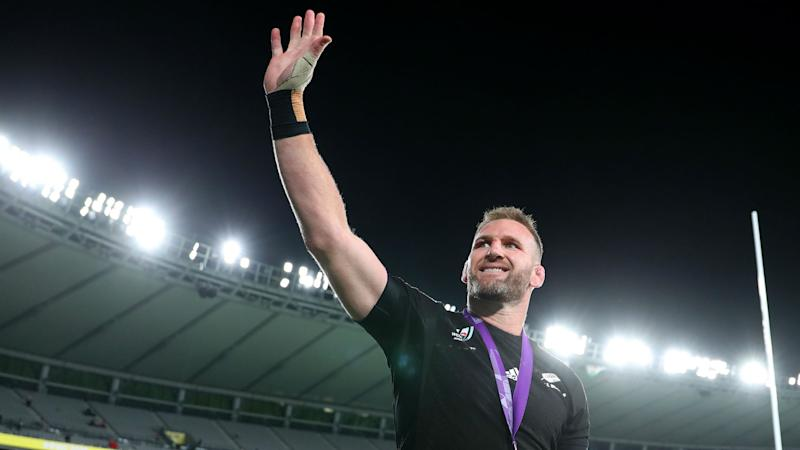 Rugby World Cup 2019: Over 100 Test victories and a record number of assists - Kieran Read's career in numbers