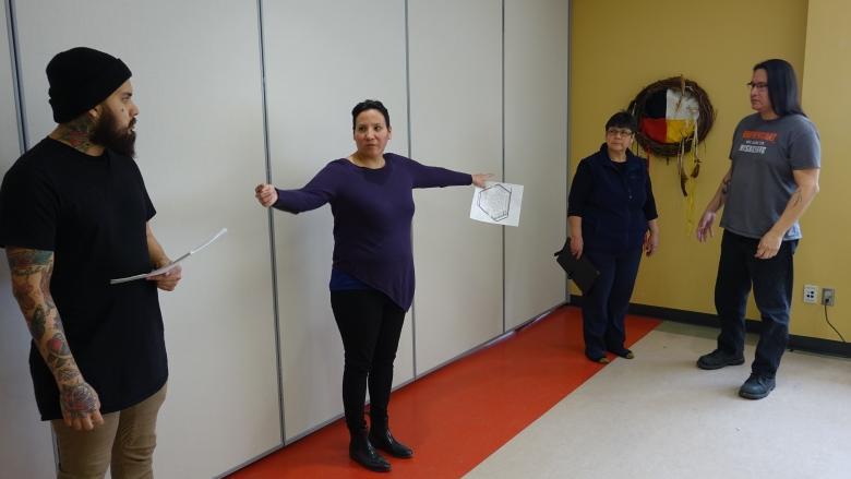 Theatre production puts Sixties Scoop survivors in the spotlight