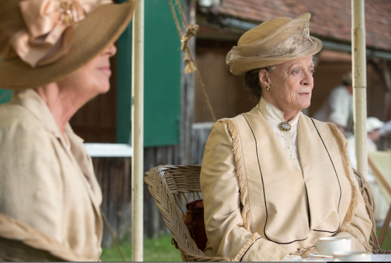 Emmys: Inside the Unexpected Body Count at Elegant 'Downton Abbey'